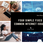 Four Simple Solutions to Fixing Common Internet Issues